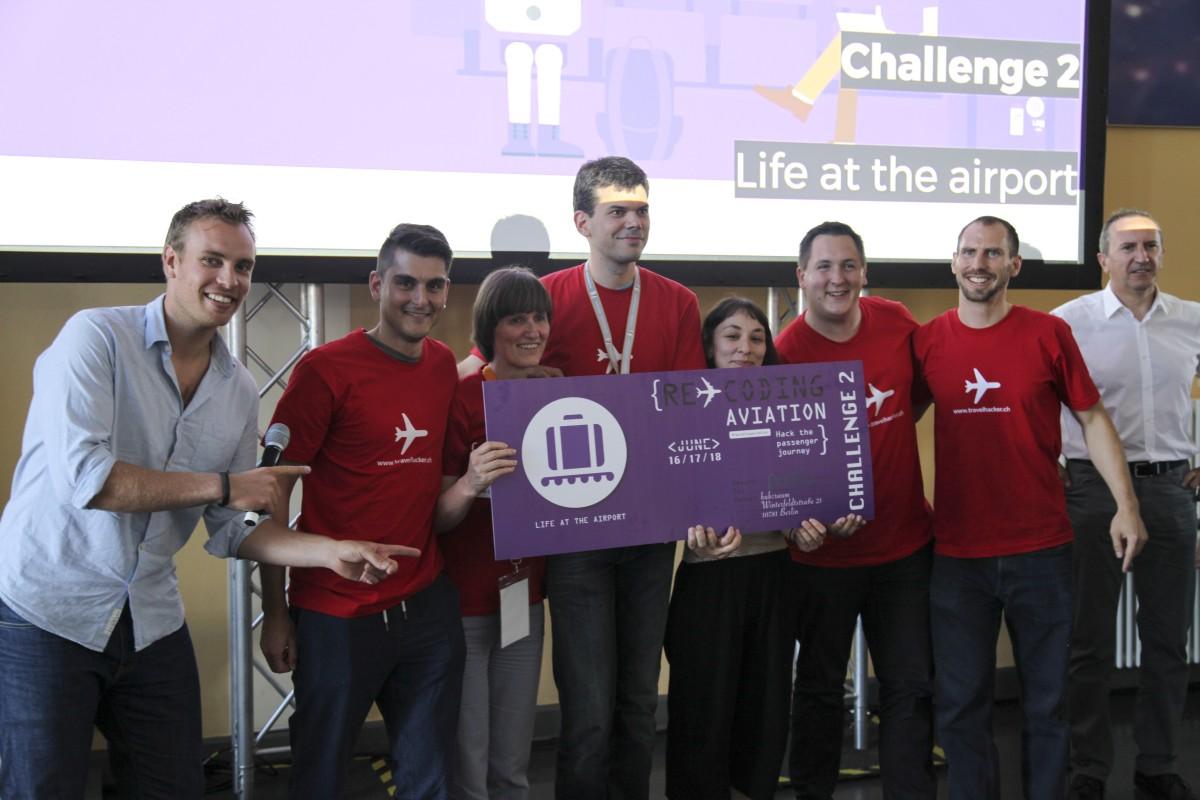 Winner of Hackathon challenge
