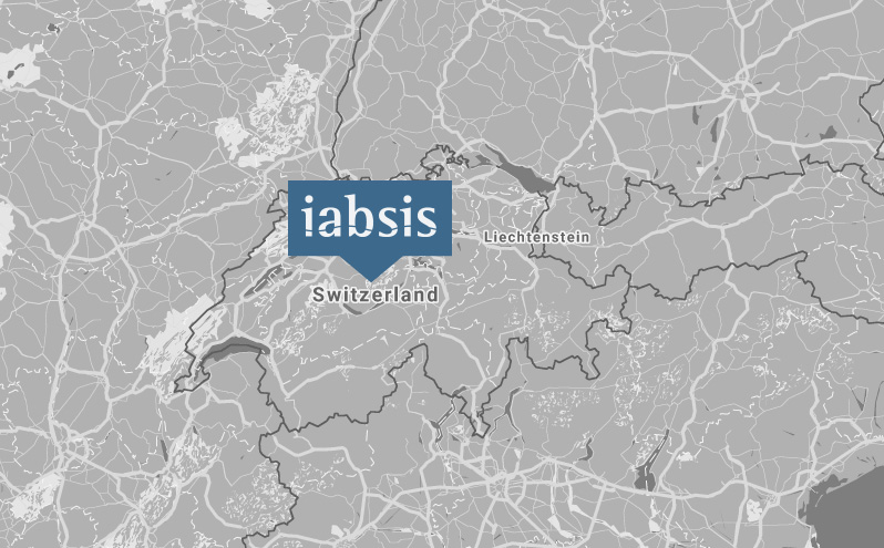 Announcing Iabsis SARL in Switzerland